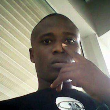 Marcus Buka, 33, Accra, Ghana