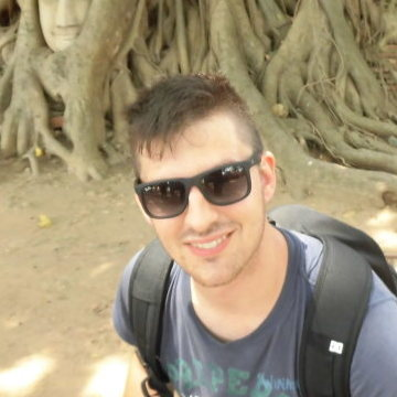 Andy, 30, Bishah, Saudi Arabia