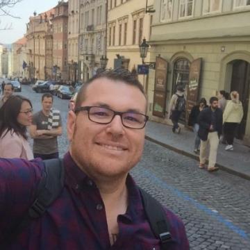 Sean Anstee, 42, Toowoomba, Australia