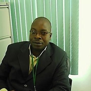 Mac Williams, 51, Lome, Togo