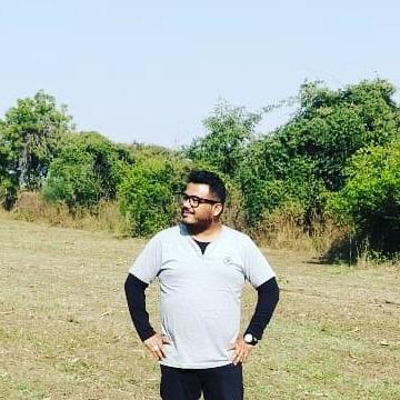 Nachiket H Patil, 31, Mumbai, India