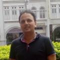 Soggy Sen, 49, Mumbai, India