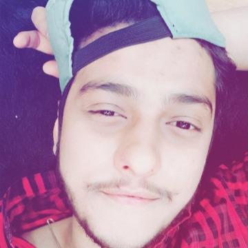 Prince Fulwani, 23, Jaipur, India