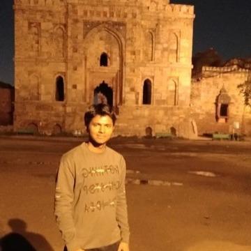 Anurag anand, 26, New Delhi, India