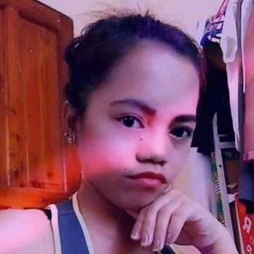 Shaine Maine Arienda Biando, 25, Sariaya, Philippines