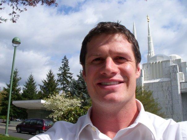 Mark Hill, 47, Salt Lake City, United States