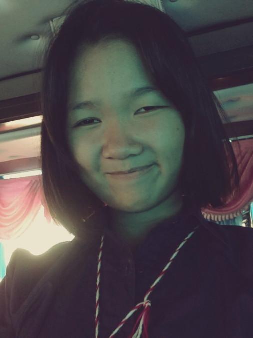Faii Khemupsorn, 24, Sawang Daen Din, Thailand