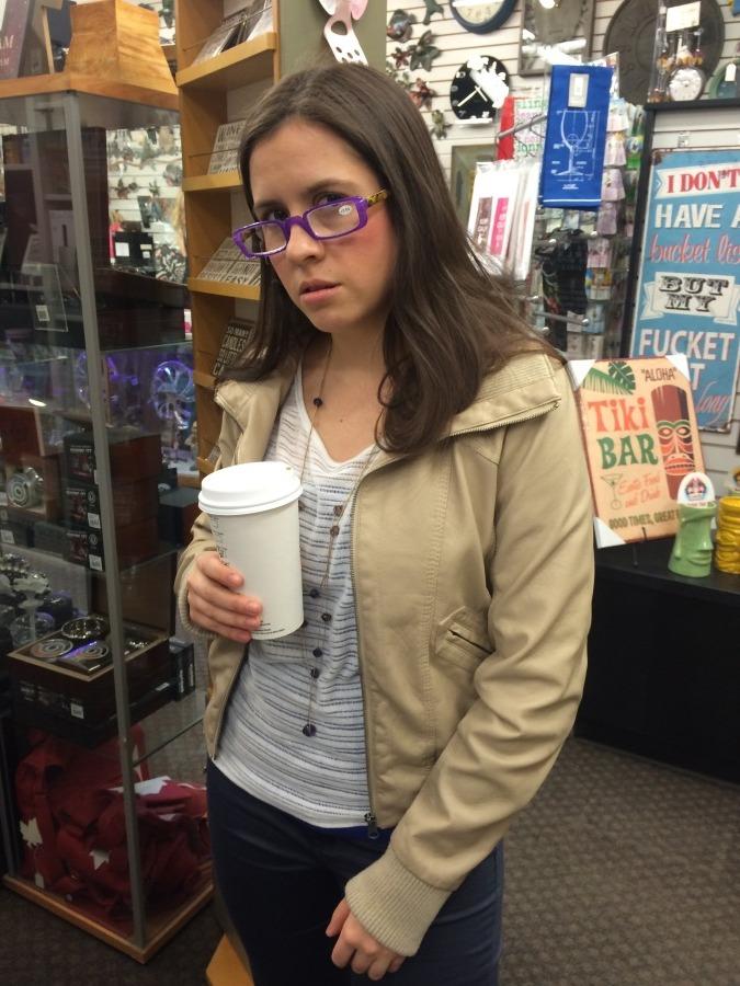 Danielle, 27, Edmonton, Canada