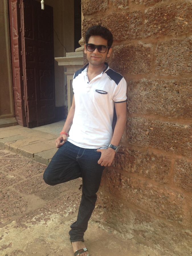 Sahil Ahuja, 31, New Delhi, India