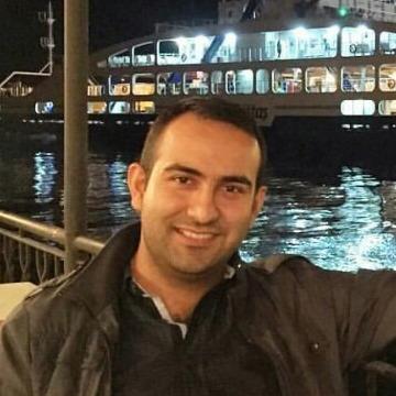 Hakan Alkan, 30, Istanbul, Turkey