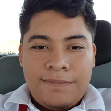 Jaime Benitez, 25, San Salvador, El Salvador