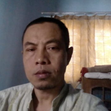 Abdur Rofik, 41, Jakarta, Indonesia