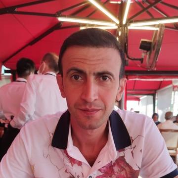 Emrullah, 38, Istanbul, Turkey