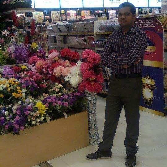 mallikarjun pujari, 33, Abu Dhabi, United Arab Emirates