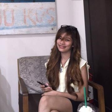 Maria Nelaiza Madrid, 26, Manila, Philippines