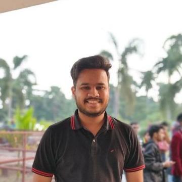Sourav Shukla, 25, Bangalore, India