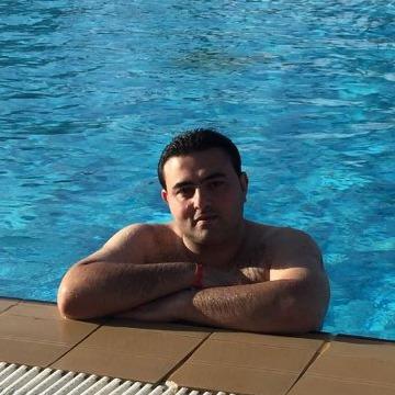 Mohamed Abdallah, 34, Kuwait City, Kuwait