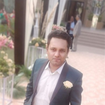 Ronny, 30, Lucknow, India