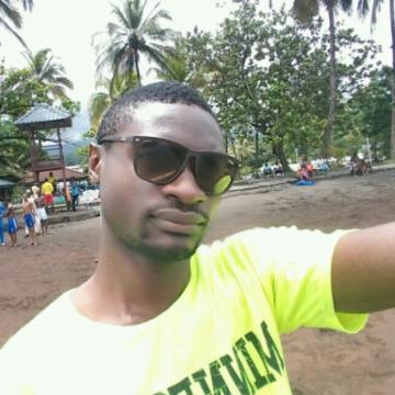 Massoma Dipoko Herve Bruce, 33, Douala, Cameroon