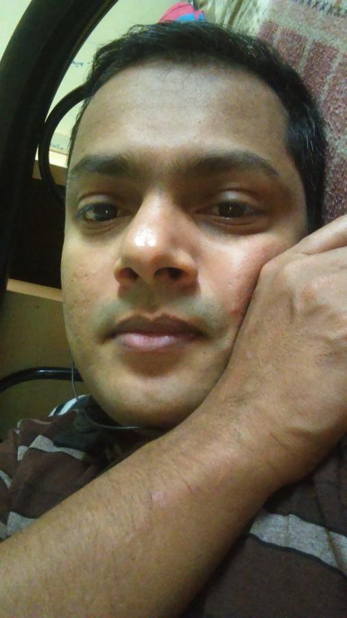 Reji K, 35, Dubai, United Arab Emirates