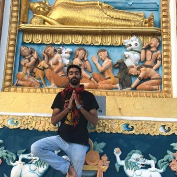 ziz, 34, Srinagar, India