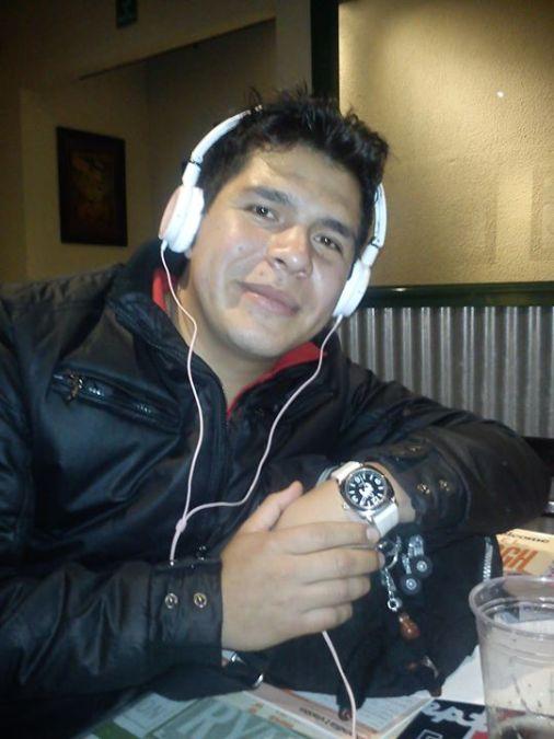 Gustavo Mejia, 31, Mexico City, Mexico