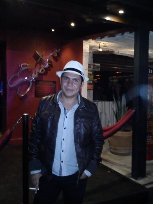 Gustavo Mejia, 33, Mexico City, Mexico