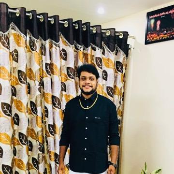 Therapalli Rajesh, 30, Visakhapatnam, India