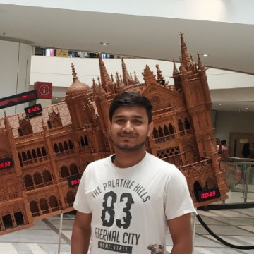 Ketan Goel, 21, Bangalore, India