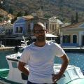 SERHAT AKSOY, 40, Istanbul, Turkey