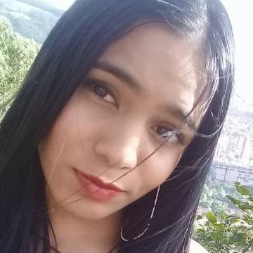Camila Salazar, 22, Medellin, Colombia
