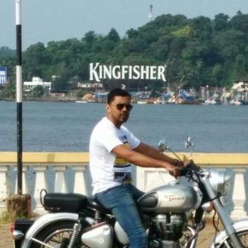 George K Antony, 36, Mangalore, India