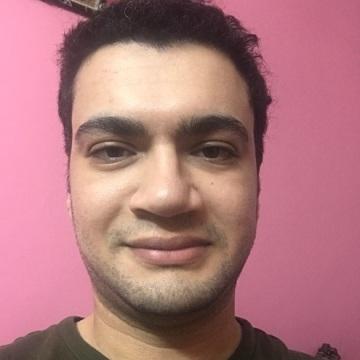 Hesham Tantawy, 32, Cairo, Egypt
