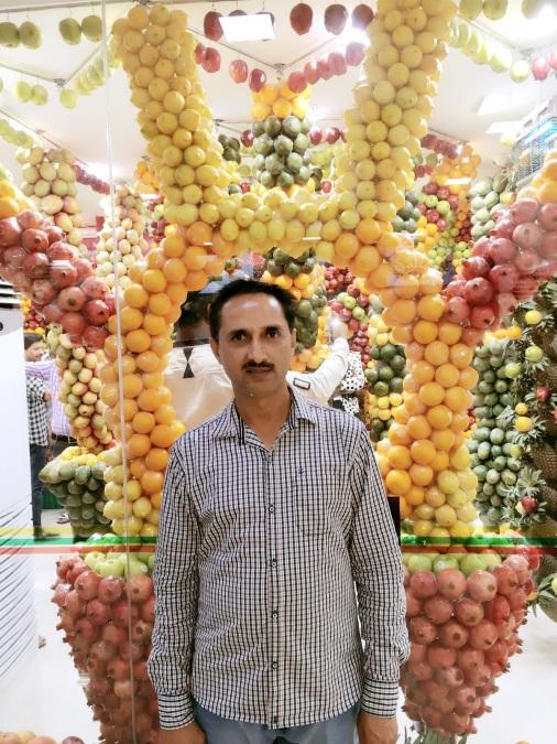 Ali, 42, Sharjah, United Arab Emirates