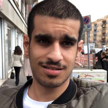 Mohammed, 27,