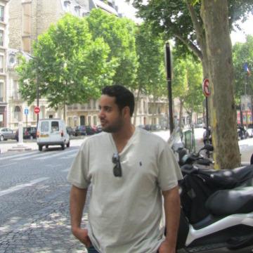 Mohammad Alshwaish, 30, Jeddah, Saudi Arabia
