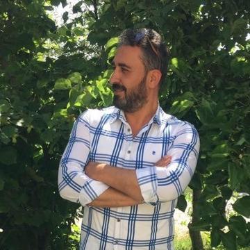 The Man, 43, Izmir, Turkey