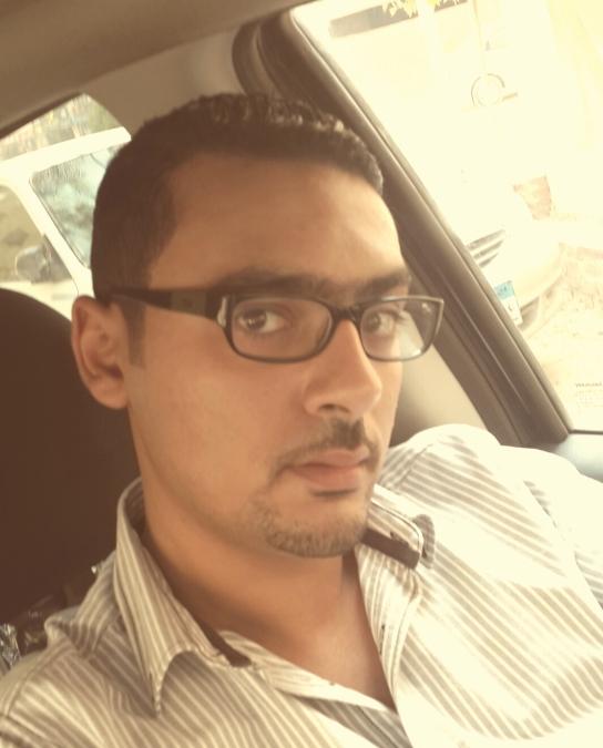 Tarek Mohamed, 32, Cairo, Egypt