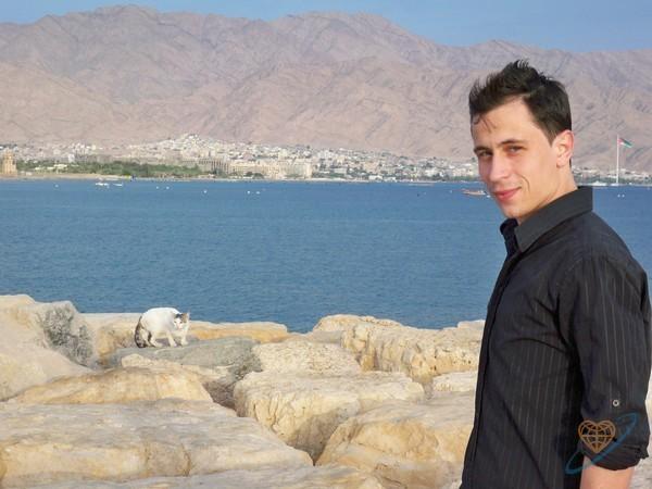 Andrew, 37, Tel Aviv, Israel
