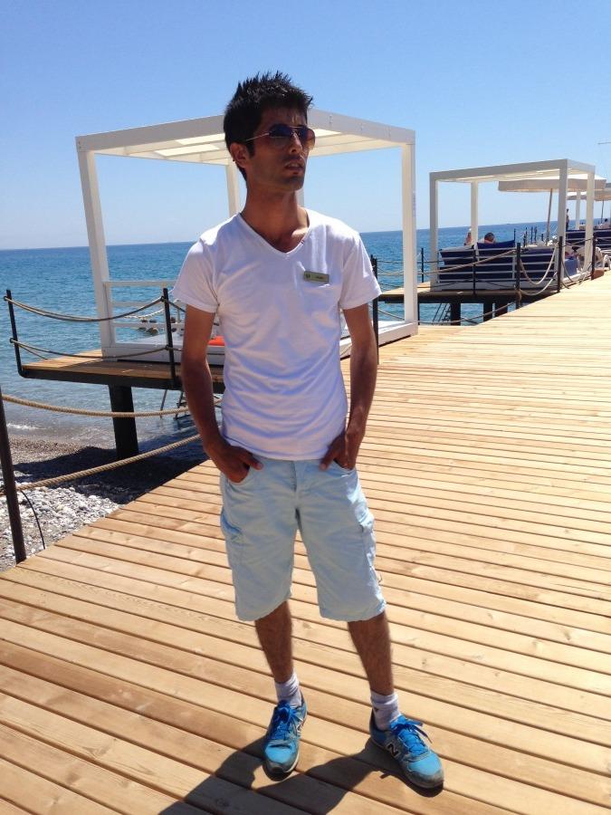 Kaan, 30, Antalya, Turkey