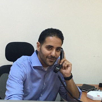 Moody K Judeh, 37, Bishah, Saudi Arabia
