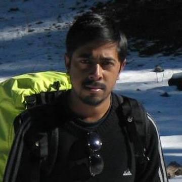 Sandipan Bhattacharyya, 32, Abu Dhabi, United Arab Emirates