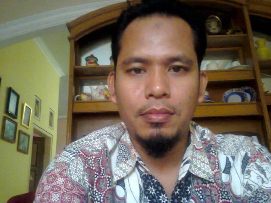Moch. Qosam, 44, Jakarta, Indonesia
