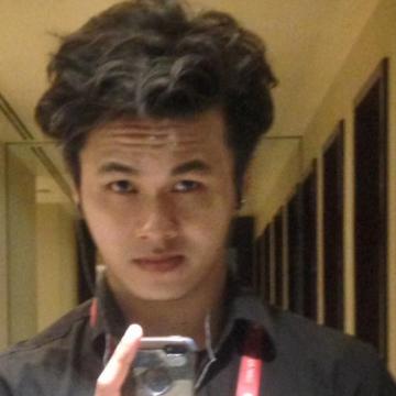 Cerbastian, 23, Bangkok Yai, Thailand