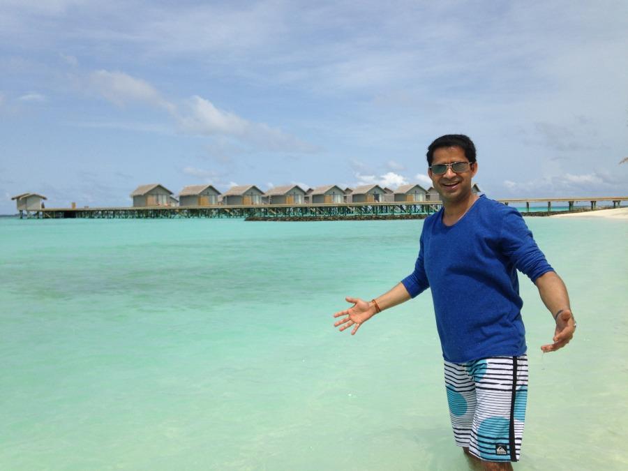 Sharma, 44, Dubai, United Arab Emirates