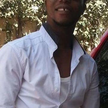 Jeo Williams, 28, Dakar, Senegal