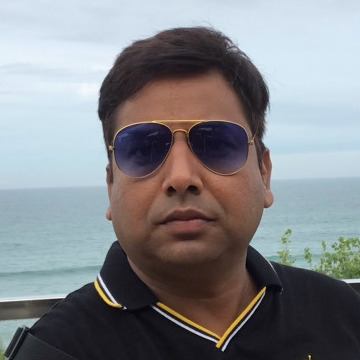 V Freeman, 35, Chandigarh, India