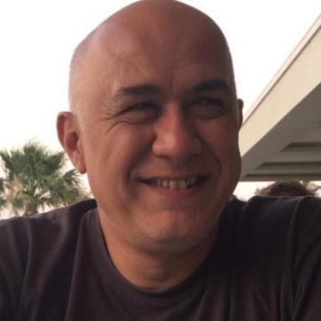 Haldun, 44, Istanbul, Turkey