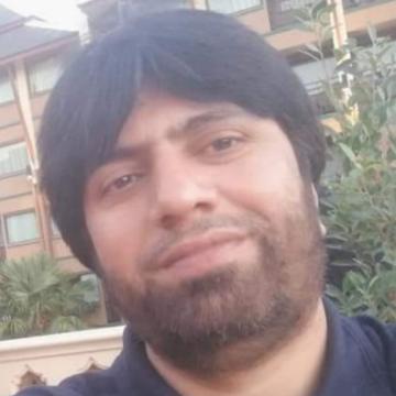 M Y Khan, 41, Lahore, Pakistan