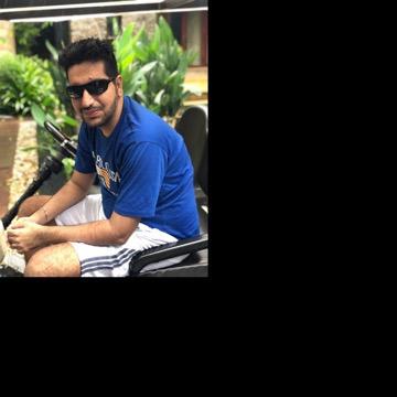 Jagveer Singh, 32, Jaipur, India